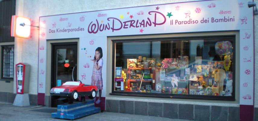 Dobbiaco Shopping, Wunderland